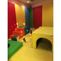 Our Soft Play Room