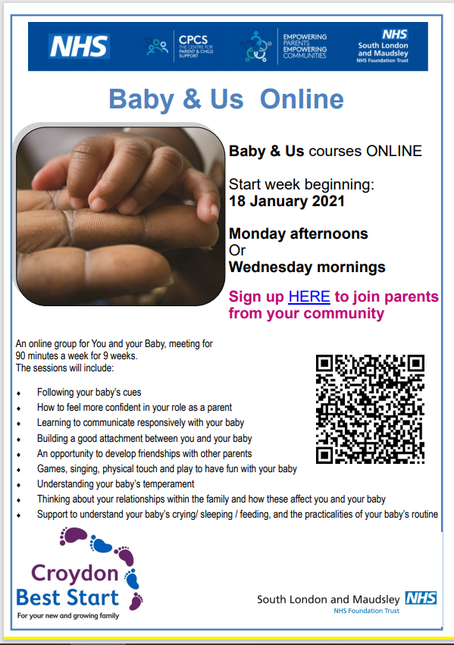 BABY AND US COURSE