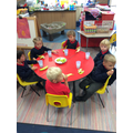 We love our snack time everyday!