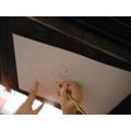 Drawing like Michelangelo
