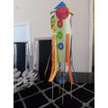 Jayden's super rocket!