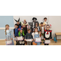 All the costume winners