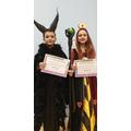 Year 4 costume winners