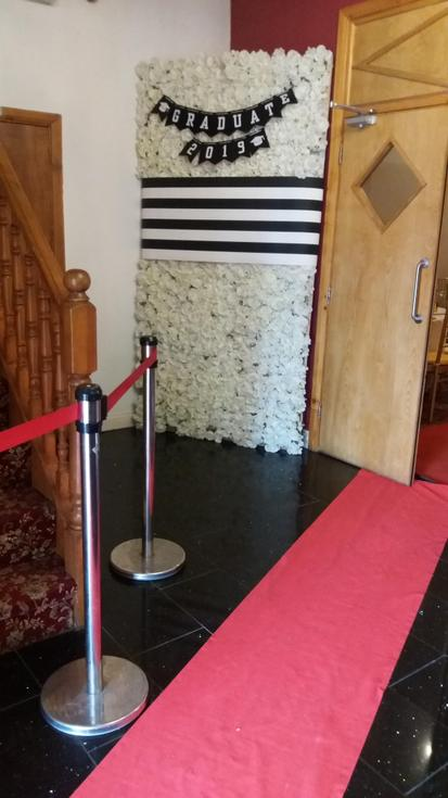 Red carpet ready!!