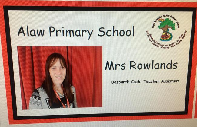 Mrs Rowlands - TA