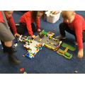Lego Challenges