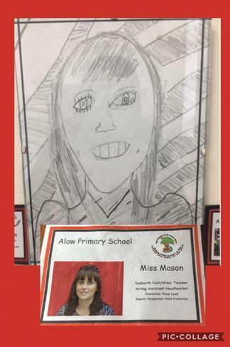 Miss Mason - Class Teacher