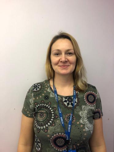Mrs Korenova - Teaching Assistant
