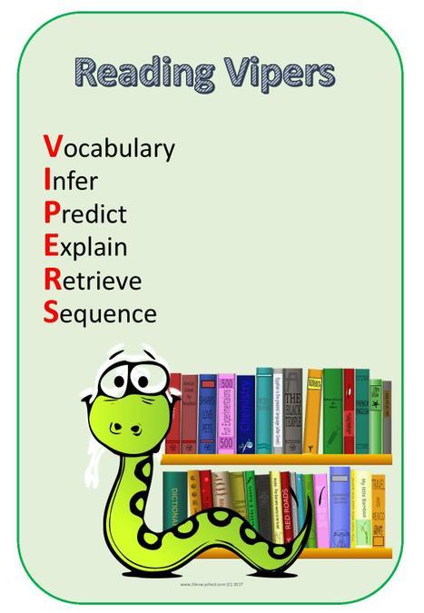 Key Stage 1 Reading Skills