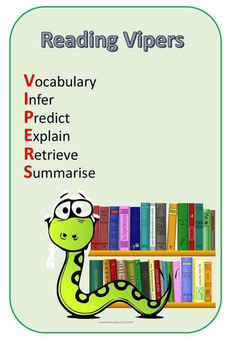 Key Stage 2 Reading Skills