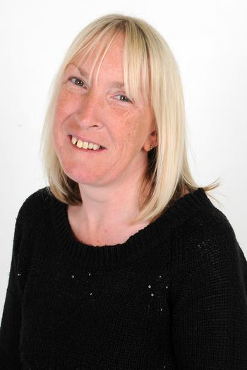 Mrs E May - Office Administrator