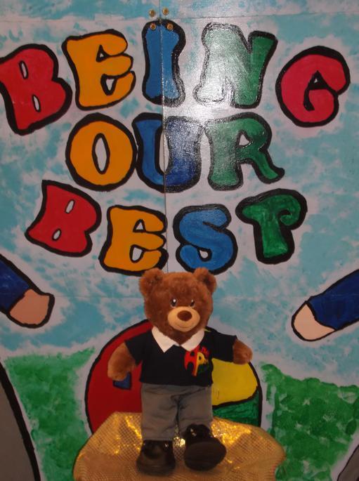 Benedict Bear