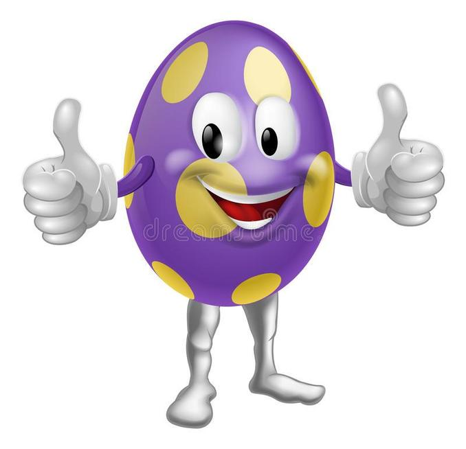 Mr. E. Egg  - Dosbarth Siocled
