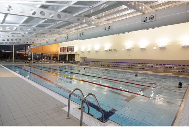 Alfreton Leisure Centre Swimming Pool