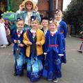 Ms. Osborne & Mary Poppins's!