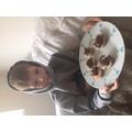 Corey's chocolate cakes
