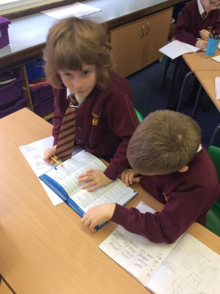 Using nouns, verbs and adjectives