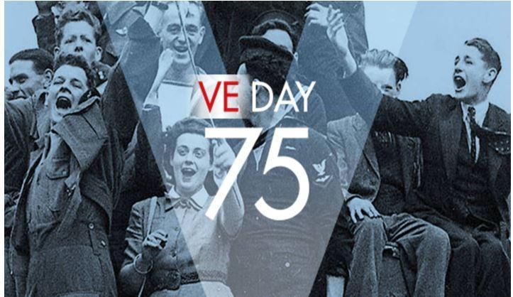 VE DAY by Louie  Click document below