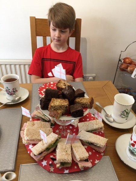 Afternoon Tea with Josephs