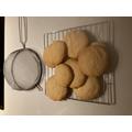 Freya B's biscuits!