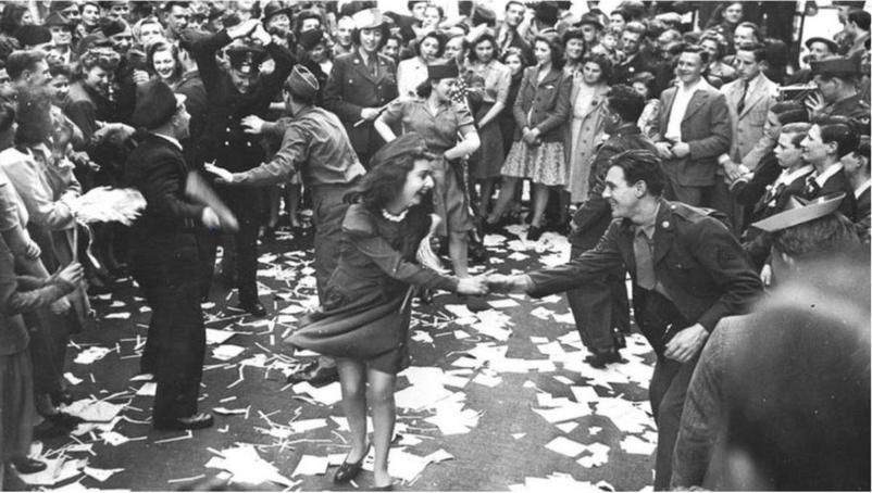 VE DAY by ALFIE   Click document below