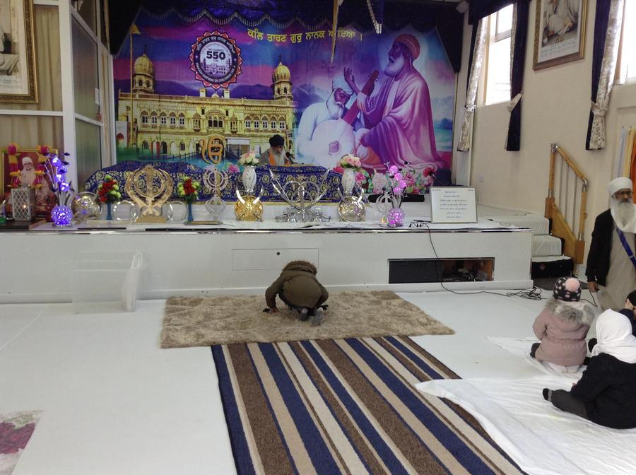 Gurdwara Visits