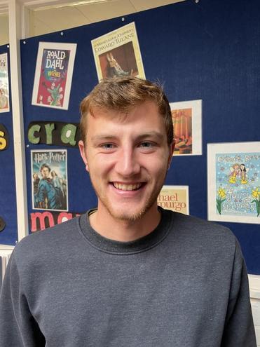 Luke Graham, Senior Teaching Assistant