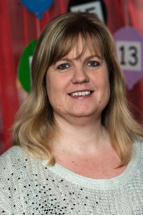 Mrs Booth - Waller Class Teaching Assistant