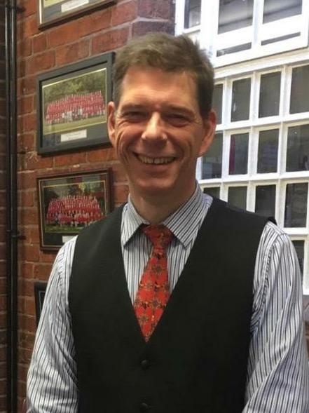Andrew Morris -  Executive Headteacher