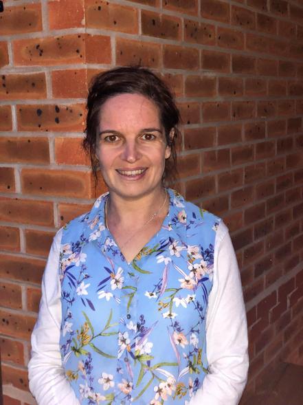 Claire Harman-Sherwood - Parent AGC Member