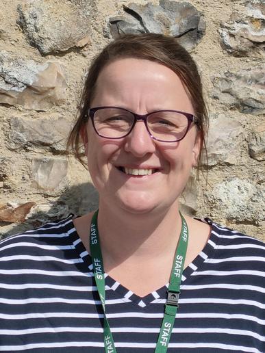 Mrs Burrough - Teaching Assistant