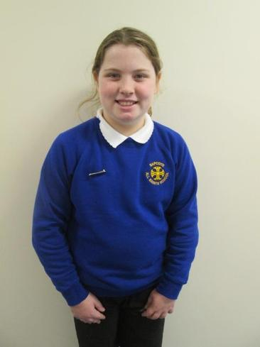 Darcy is in year 6 and represents our Little Acorns Classes