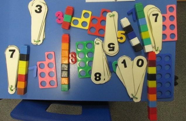Exploring numbers in different ways