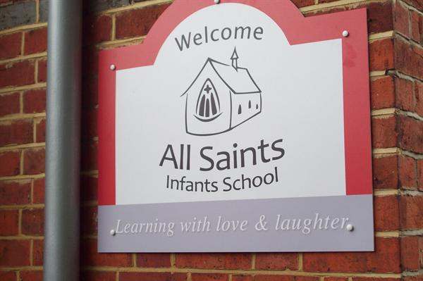 Welcome To All Saints Infants School
