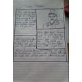 Jayden's fact file on Queen Victoria