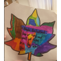 Thomas's Resilience leaf