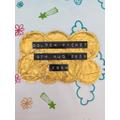 Chloe's golden ticket