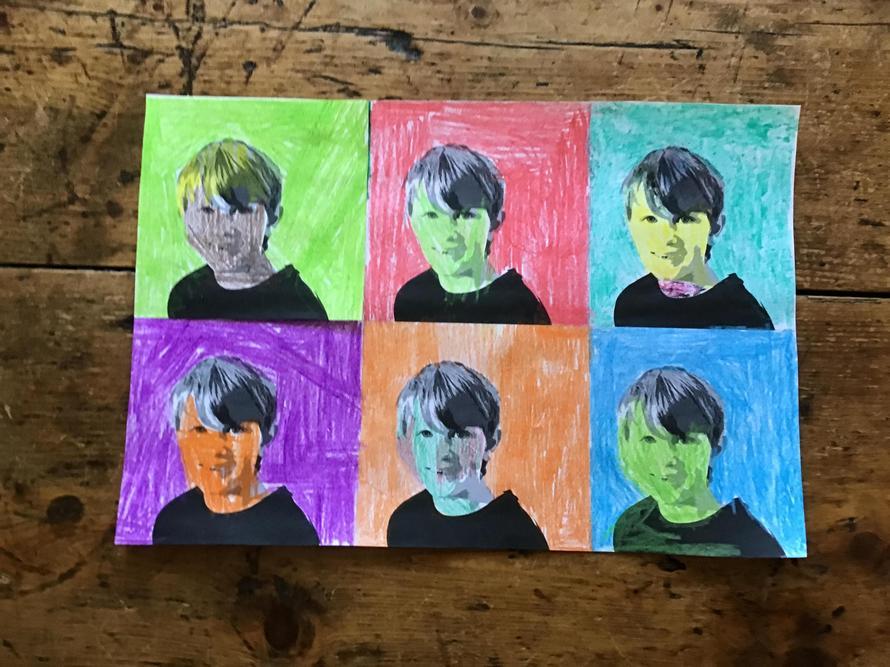 Warhol Wednesday