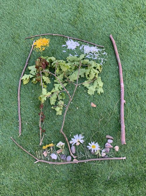 Oakley's art in nature