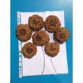 Kandinsky inspired biscuit art