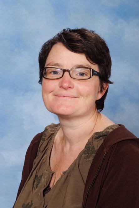 Mrs Woodroof - Forest Schools Teacher