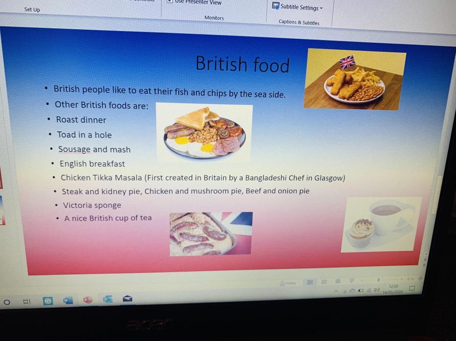 Esma's Everything British