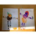 Izzabella's characters