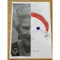 Queen art by Izzabella