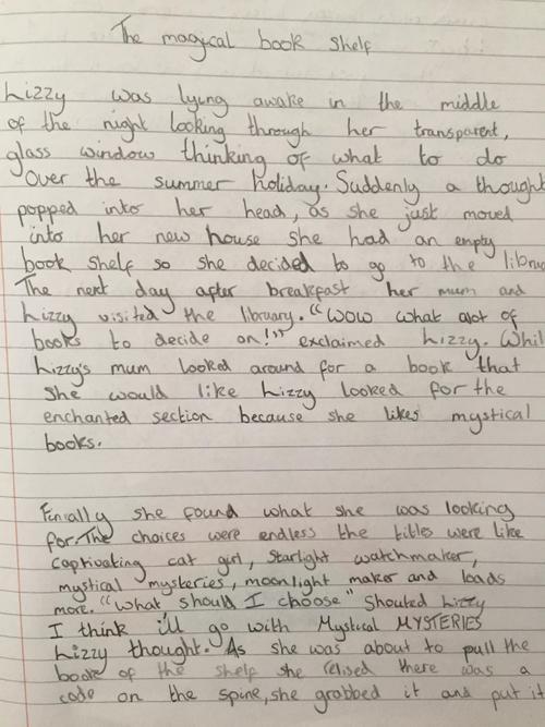 Norah's amazing story