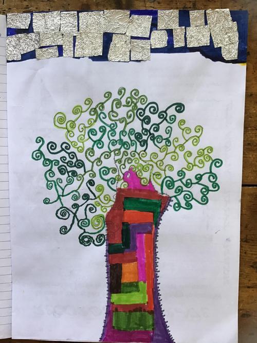 Monty's Tree of life Tuesday