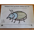Jimmy's addition colouring!