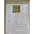 Esme's story writing challenge