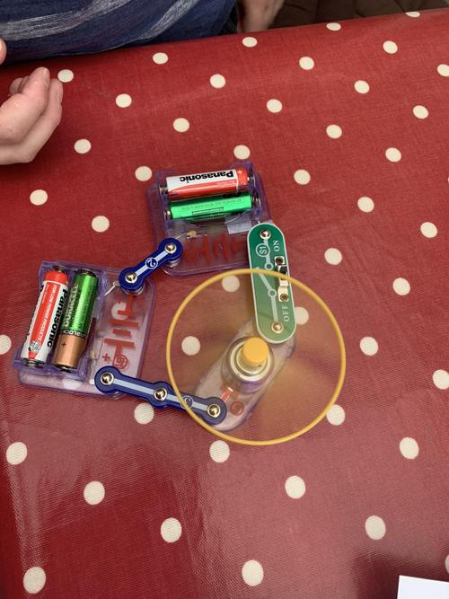 George and Henry's circuit making
