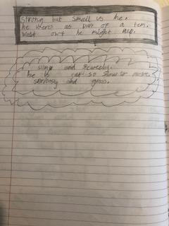 Olivia's haiku poem